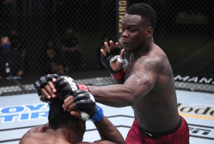 Alonzo Menifield and Ovince Saint Preux, UFC Vegas 9
