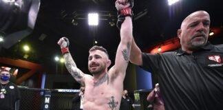 Darrick Minner UFC Vegas 11