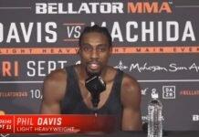 Phil Davis Bellator 245