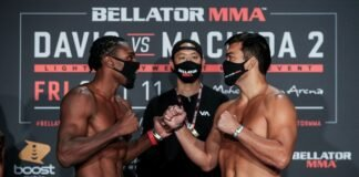 Phil Davis Lyoto Machida Bellator 245
