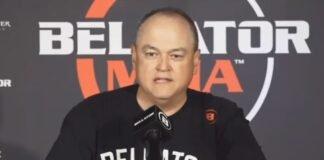 Scott Coker Bellator MMA