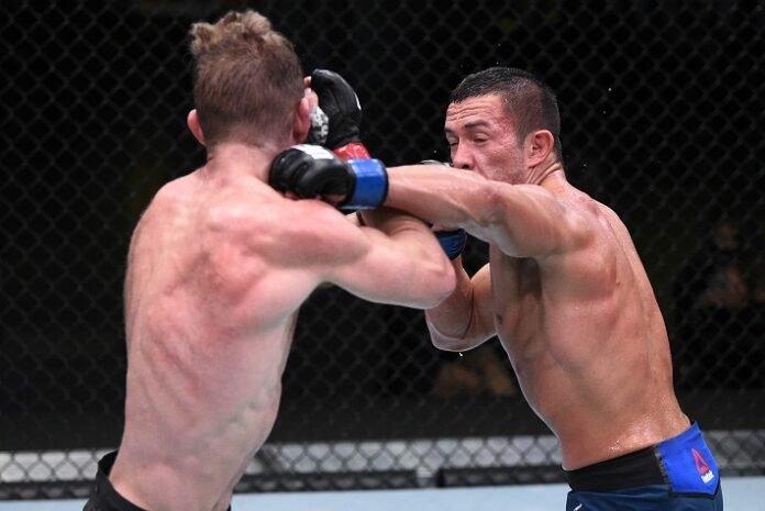 Cole Smith and Hunter Azure, UFC Vegas 9