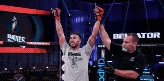 Ty Gwerder Bellator MMA