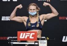 Andrea Lee UFC