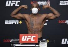 Khama Worthy UFC