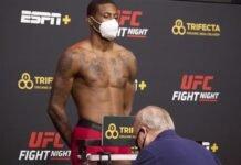Kevin Holland UFC