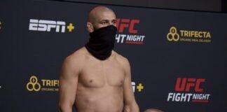 Khamzat Chimaev UFC
