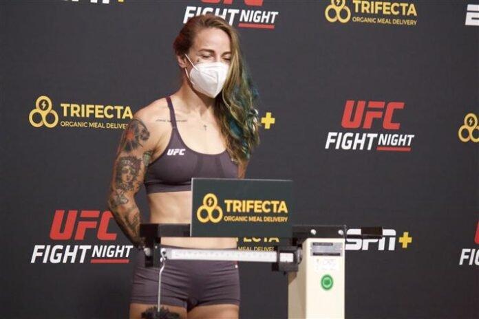 Jessica-Rose Clark, UFC