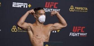Tyson Nam UFC Vegas 11