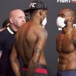 Kevin Holland and Darren Stewart, UFC Vegas 11