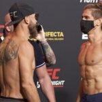 Cowboy Cerrone and Niko Price, UFC Vegas 11