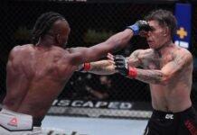 UFC Vegas 10 Jalin Turner