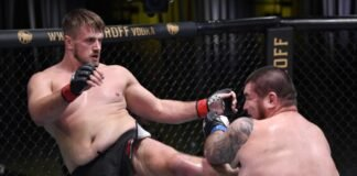 Alexander Romanov UFC Vegas 10