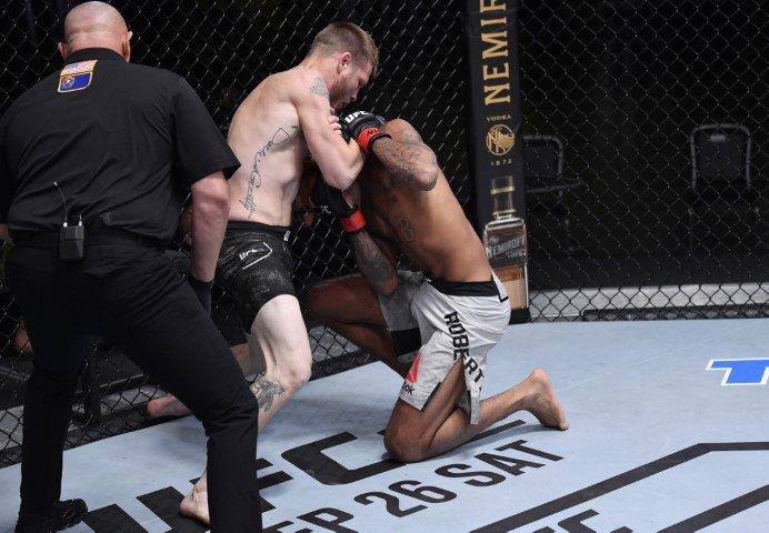 Kevin Croom UFC Vegas 10