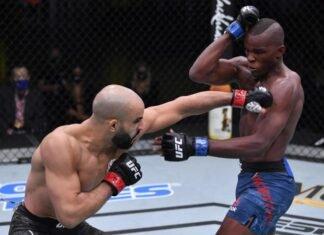 UFC Vegas 10 Ottman Azaitar Khama Worthy