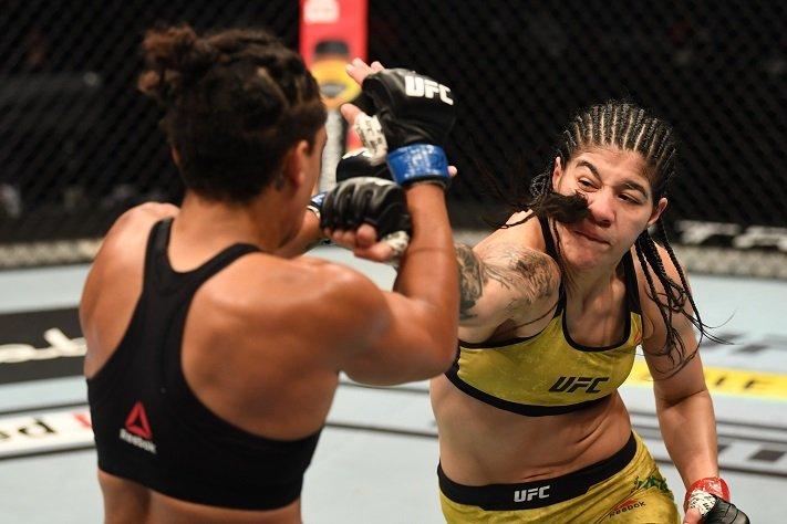 UFC 253 Results: Ketlen Vieira Gets Win Over Sijara Eubanks