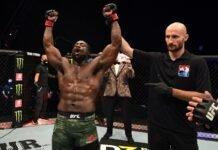 William Knight, UFC 253