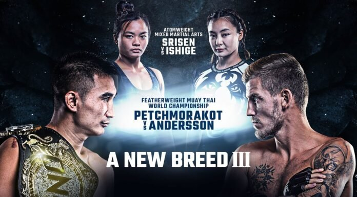 ONE Championship: A New Breed III
