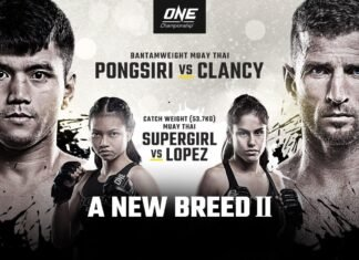ONE Championship: A New Breed II