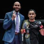Sam-A Gaiyanghadao ONE Championship Reign of Dynasties