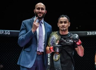 Sam-A Gaiyanghadao ONE Championship Reign of Dynasties