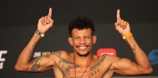 Alex Oliveira UFC