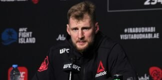 Alexander Volkov UFC 254