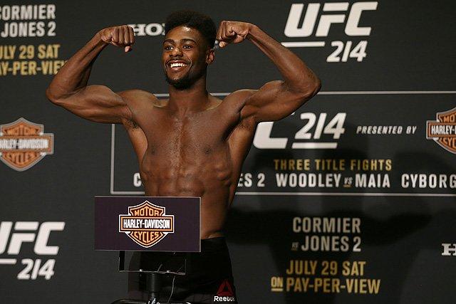 Aljamain Sterling UFC