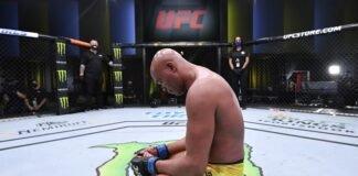 Anderson Silva UFC Vegas 12