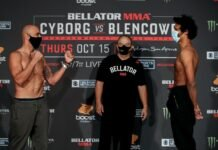 Saad Awad and Mandel Nallo, Bellator 249