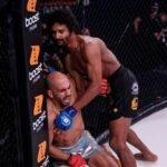 Mandell Nallo and Saad Awad, Bellator 249