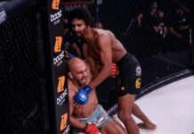 Mandell Nallo and Saad Awad, Bellator 249