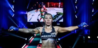 Arlene Blencowe, Bellator MMA