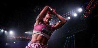 Cris Cyborg Bellator MMA