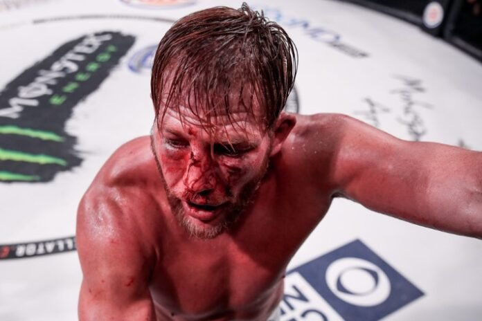 Jake Hager, Bellator 250