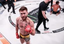 Cody Law Bellator MMA