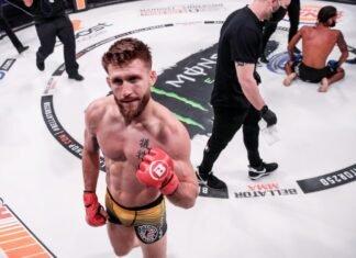 Cody Law Bellator MMA