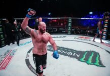 Tim Johnson Bellator MMA