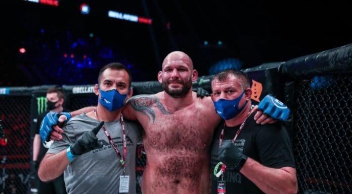 Timothy Johnson / Tim Johnson Bellator MMA