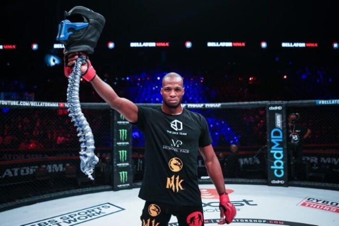 Michael Page Bellator MMA
