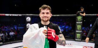 Brian Moore Bellator MMA