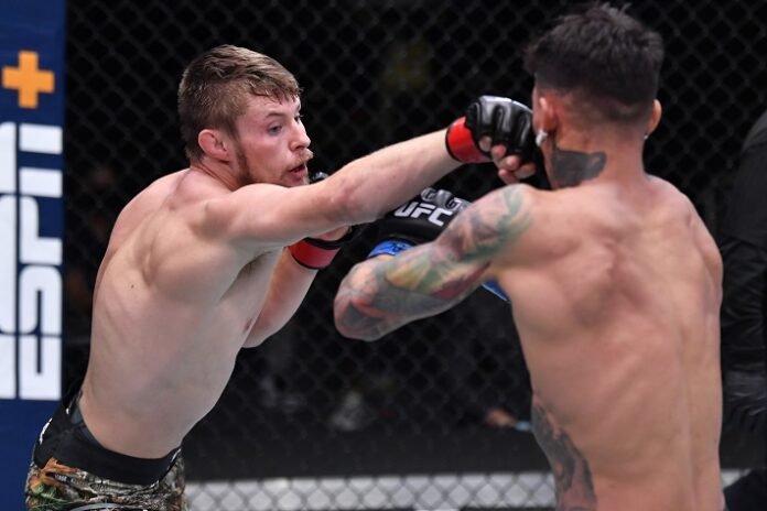 Bryce Mitchell and Andre Fili, UFC Vegas 12