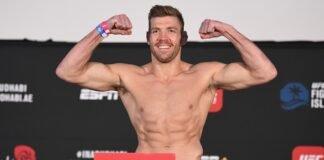 Dricus Du Plessis UFC Fight Island 5