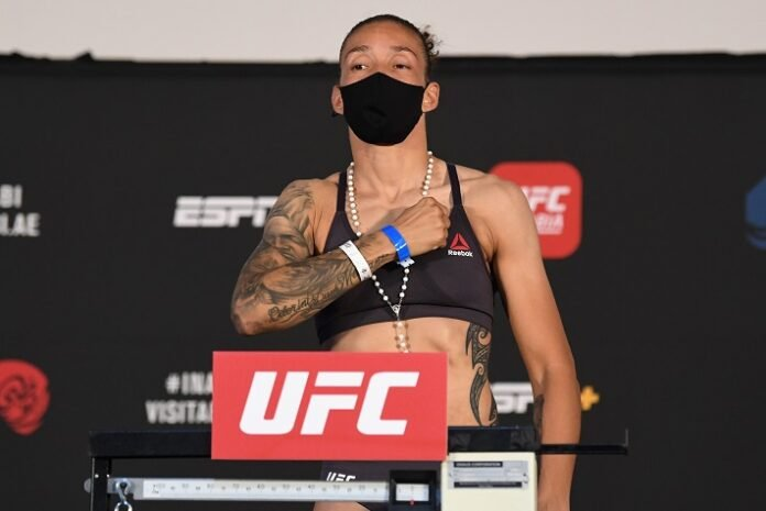 Germaine de Randamie UFC