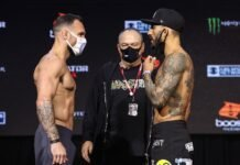 Brandon Girtz and Henry Corrales, Bellator 250