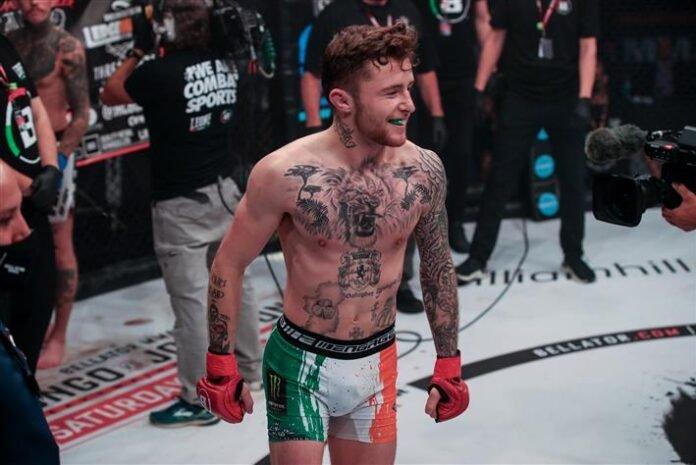James Gallagher, Bellator MMA