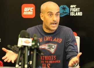 Jon Anik ahead of UFC 254