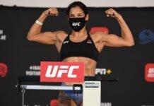Julianna Pena UFC Fight Island 4