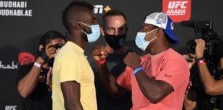 UFC Fight Island 5 Impa Kasanganay Joaquin Buckley