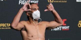 Kevin Natividad UFC